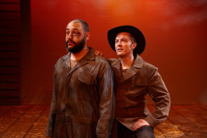"""OF MICE AND MEN"" at North Coast Repertory Theatre"