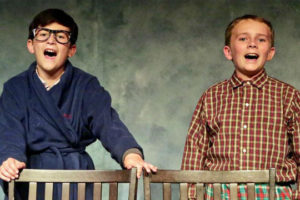 """A CHRISTMAS STORY"" at Pickwick Players"
