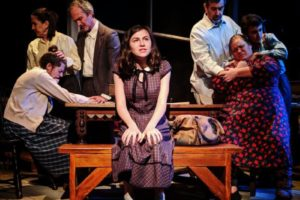 """""""THE DIARY OF ANNE FRANK"""" at Moxie Theatre"""