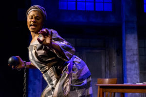"""BLACK PEARL SINGS"" at the San Diego Repertory Theatre"