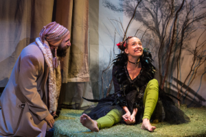 """THE MOORS"" at Diversionary Theatre"