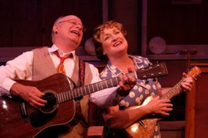 """""""SMOKE ON THE MOUNTAIN"""" at Lamb's Players Theatre"""