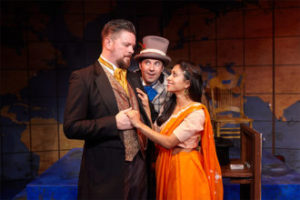 """AROUND THE WORLD IN 80 DAYS"" at North Coast Repertory Theatre"