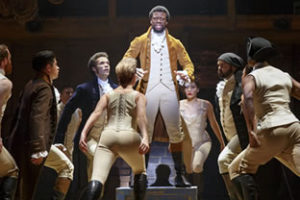 """HAMILTON"" at the Civic Theatre"