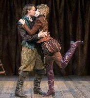 """SHAKESPEARE IN LOVE"" at South Coast Repertory"