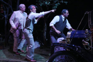 """CAMPING WITH HENRY AND TOM"" at Lamb's Players Theatre"