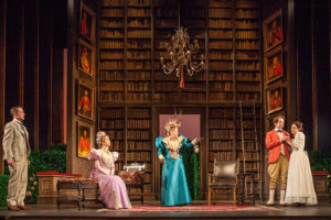 """""""THE IMPORTANCE OF BEING EARNEST"""" at The Old Globe"""