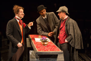 """BASKERVILLE"" at Scripps Ranch Theatre"