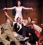 """NOISES OFF"" at Lamb's Players Theatre"