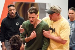"""WHAT HAPPENS NEXT"" La Jolla Playhouse WoW Production"