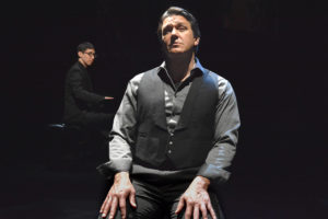 """""""NATHAN GUNN FLYING SOLO"""" at the San Diego Repertory Theatre"""