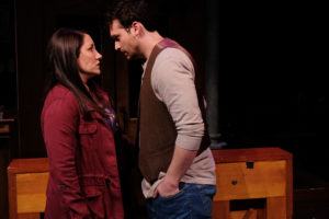"""ONCE"" at Lamb's Players Theatre"