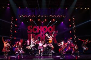 """SCHOOL OF ROCK"" at The Civic Theatre Broadway San Diego"