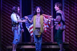 """HAIR"" at the OB Playhouse"