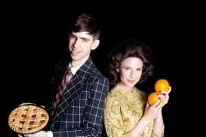 """THE LONELIEST GIRL IN THE WORLD"" at Diversionary Theatre"