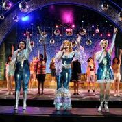 """MAMMA MIA"" at Moonlight Stage Productions"