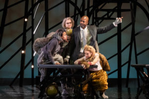 """THE SQUIRRELS"" at the La Jolla Playhouse"