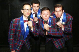 """""""FOREVER PLAID"""" at the Welk Resort Theatre"""
