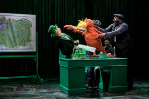 """DR. SEUSS'S THE LORAX"" at The Old Globe"