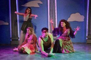 """""""XANADU"""" at OnStage Playhouse"""