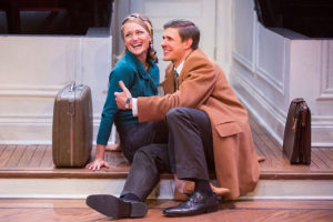 """""""BAREFOOT IN THE PARK"""" at The Old Globe"""
