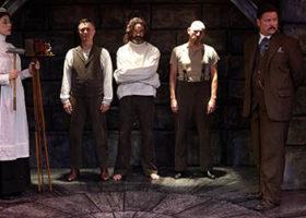 """""""HOLMES & WATSON at North Coast Repertory Theatre"""