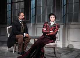 """""""A DOLL'S HOUSE PART 2"""" at the San Diego Repertory Theatre"""