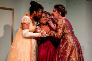 """MISS BENNET: CHRISTMAS AT PEMBERLEY"" at New Village Arts"