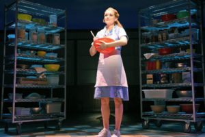 """WAITRESS"" from Broadway San Diego at the Civic Theatre"