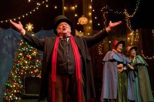 """A CHRISTMAS CAROL"" at Cygnet Theatre"