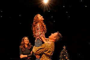 """CLINT BLACKS LOOKING FOR CHRISTMAS"" AT THE OLD GLOBE"