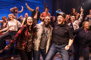 """""""COME FROM AWAY"""" at Segerstrom Hall Costa Mesa"""