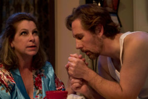 """FRANKIE AND JOHNNY IN THE CLAIR DE LUNE"" at OnStage Playhouse"
