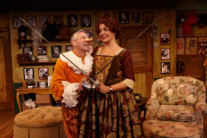 """MOON OVER BUFFALO"" at North Coast Repertory Theatre"