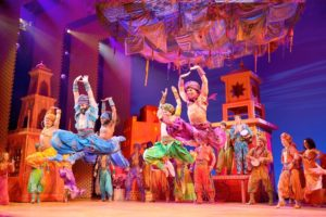 """ALADDIN"" at the Civic Theatre from Broadway San Diego"