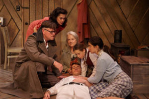 """""""GABRIEL"""" at North Coast Repertory Theatre"""