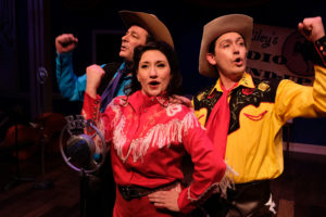 """CHAPS"" at Lamb's Players Theatre"