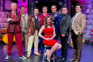 """MILLION DOLLAR QUARTET"" from Lamb's Players Theatre"