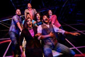 """MIXTAPE"" at Lamb's Players Theatre"