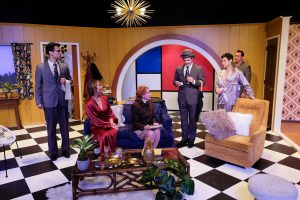 """MOVE OVER MRS. MARKHAM"" at Scripps Ranch Theatre"