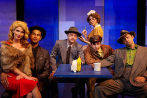 """ANOTHER ROLL OF THE DICE"" at North Coast Repertory Theatre"