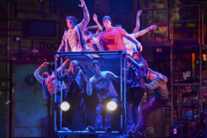 """AMERICAN IDIOT"" at OB Playhouse"
