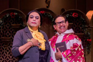 """""""BAD HOMBRES/GOOD WIVES"""" at the San Diego Repertory Theatre"""