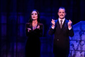 """THE ADDAMS FAMILY"" at the Welk Resort Theatre"