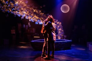 """THE LAST FIVE YEARS"" at Cygnet Theatre"