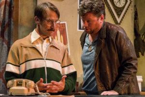 """AMERICAN BUFFALO"" at Backyard Renaissance Theatre"