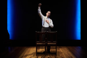 """HOLD THESE TRUTHS"" at San Diego Repertory Theatre"