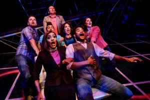 """MIXTAPE"" at Lamb's Players Theatre"