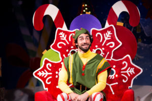 """THE SANTALAND DIARIES"" at Diversionary Theatre"