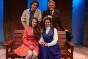 """BLOOMSDAY"" at North Coast Repertory Theatre"